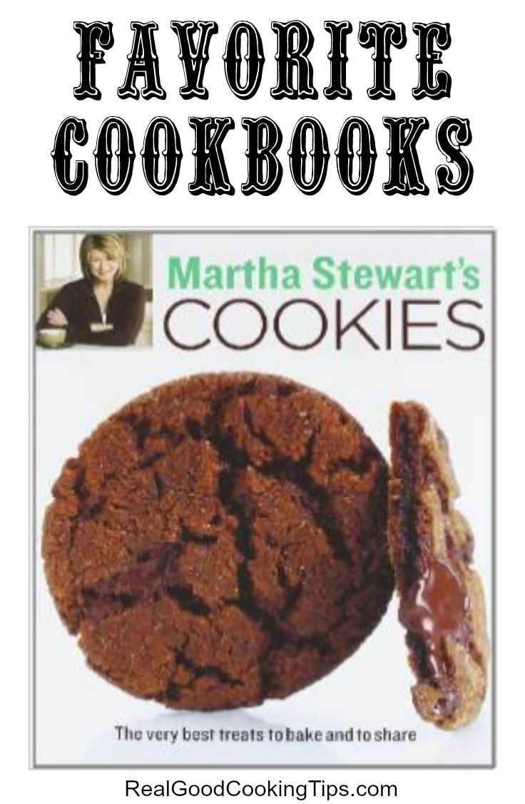 One of Our Favorite Cookbooks - Martha Stewart's Cookies