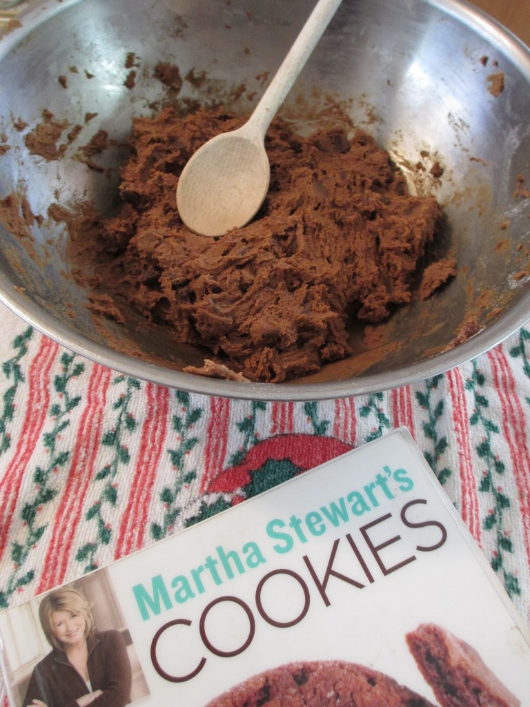Martha Stewarts Cookies Chewy Chocolate Gingerbread Recipe