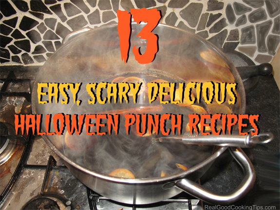 halloween punch bowl recipes - Spiked Halloween Punch Recipes