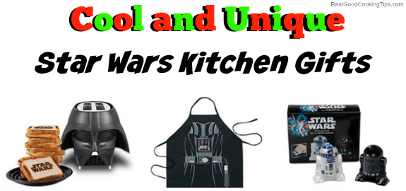 Cool and Unique Star Wars Kitchen Gifts for the Home