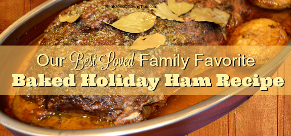 How to Bake a Holiday Ham